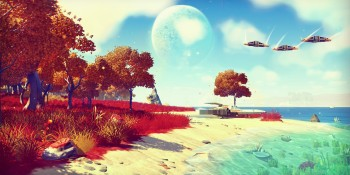 No Man's Sky hits PC the same time as the PlayStation 4