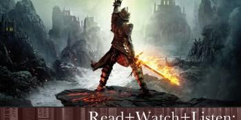 Read+Watch+Listen: Bonus material for Dragon Age: Inquisition fans