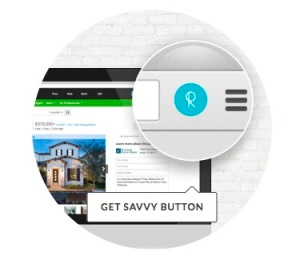 RealSavvy's web browser extension.