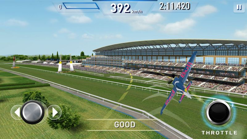 Red Bull Air Race is one of Roadhouse's previous releases.