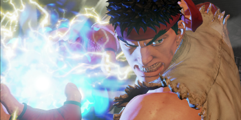Street Fighter V makes its bid for the fighting-game community