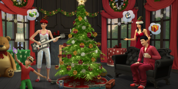 How gaming celebrates the holidays in 2014