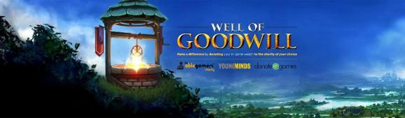 Well of Goodwill RuneScape