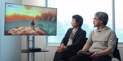 Eiji Aonuma Zelda Wii U