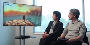 Nintendo: Zelda Wii U is 'like going from Japanese food to Western-style food'
