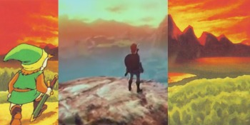 Zelda Wii U is more of a throwback to the original game than you think