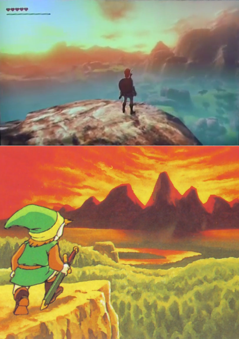 Nintendo is finally making the game that Shigeru Miyamoto had in his head back when he made the original Zelda.