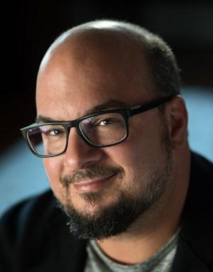 Anthony Zuiker, creator of CSI