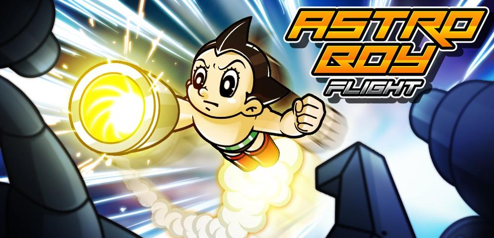 Astro Boy Flight