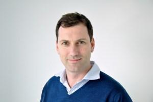 Giles Palmer, CEO of Brandwatch.
