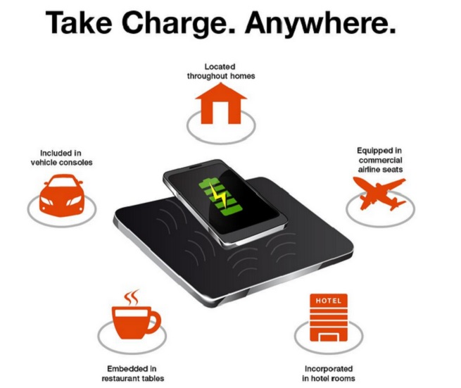 Freescale wireless charging