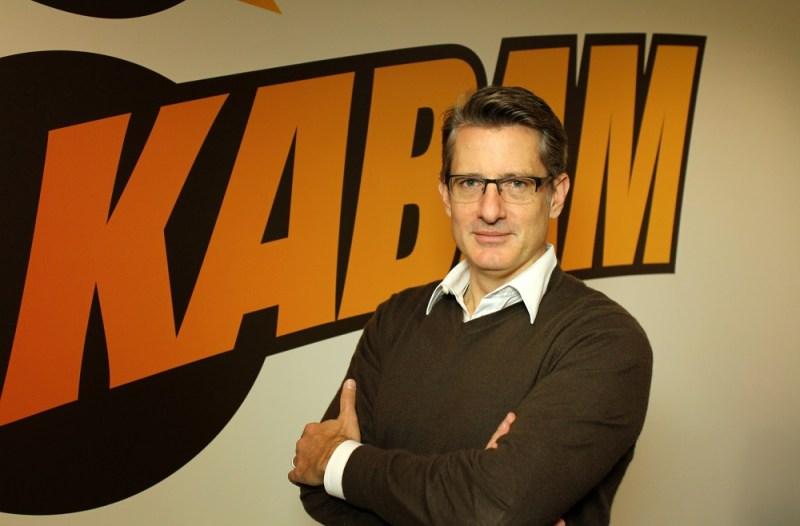 Kent Wakeford, COO of Kabam
