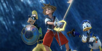 Kingdom Hearts III's codirector dissects the franchise's combat and magic evolution