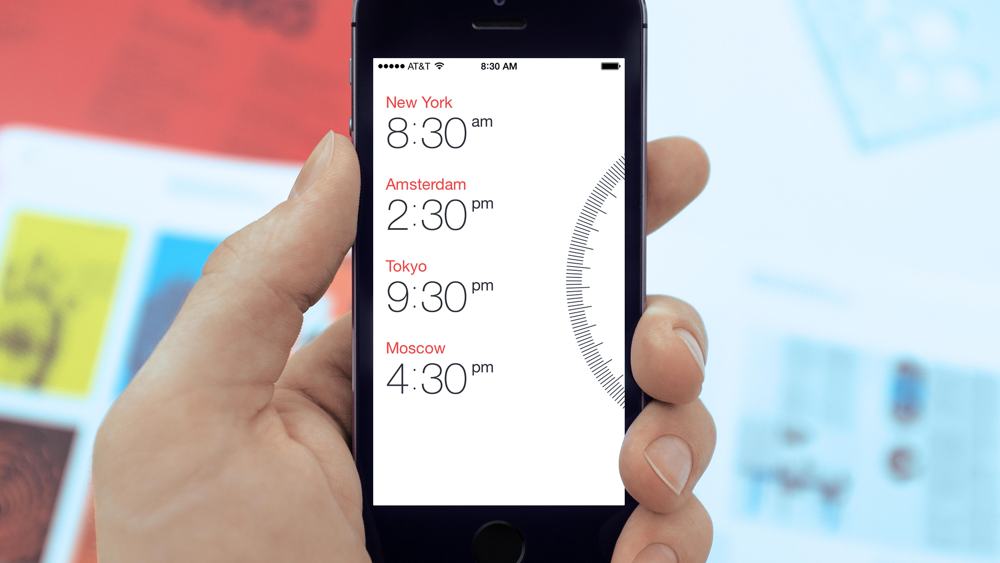 do iphones automatically change time zones the 14 most beautifully designed apps of 2014 venturebeat 18380