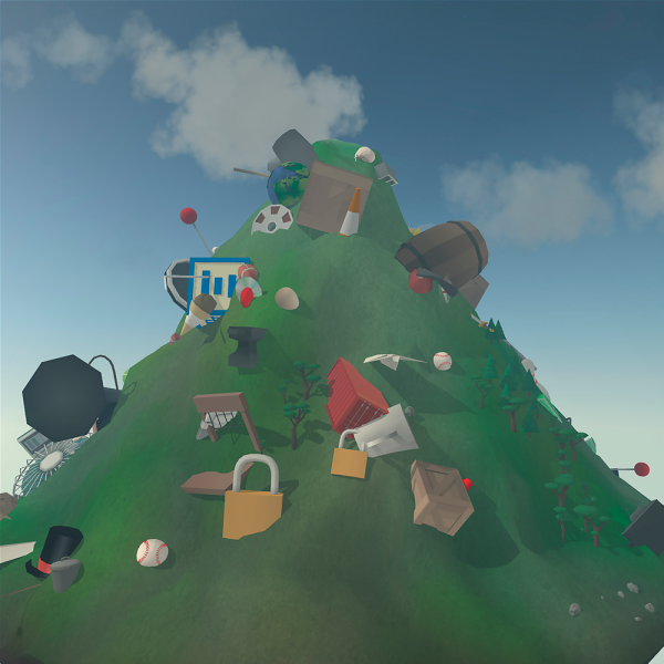 Mountain is the latest challenge to traditional game design.