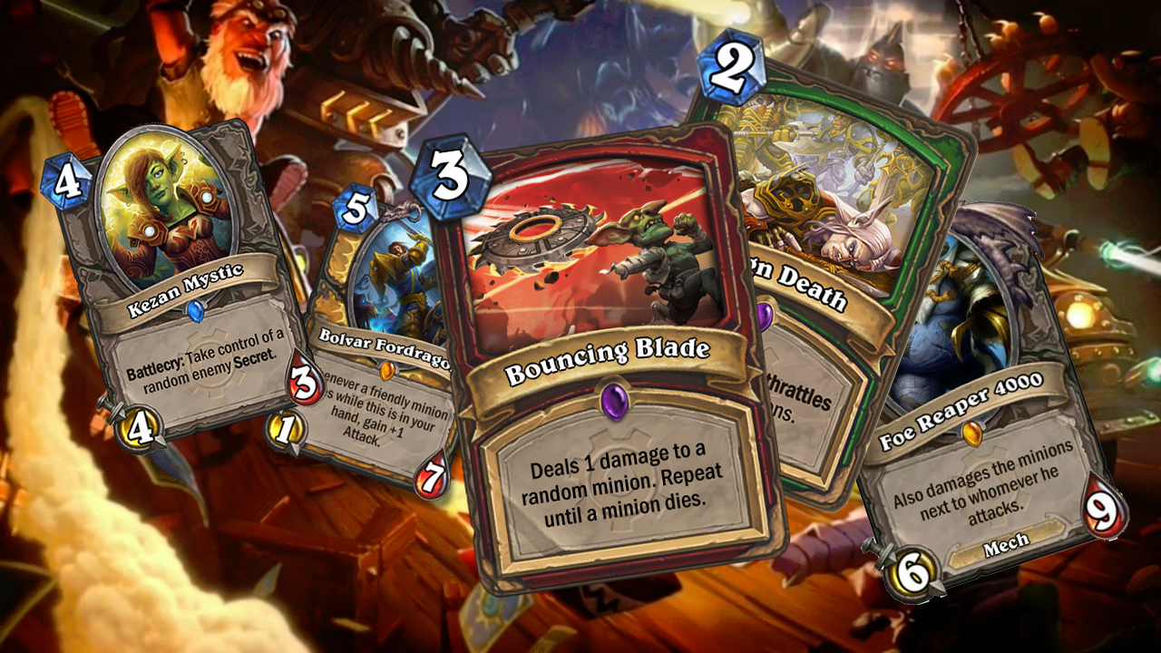 Trying to collect all of the best cards is one of the primary drivers of spending in games like Hearthstone.