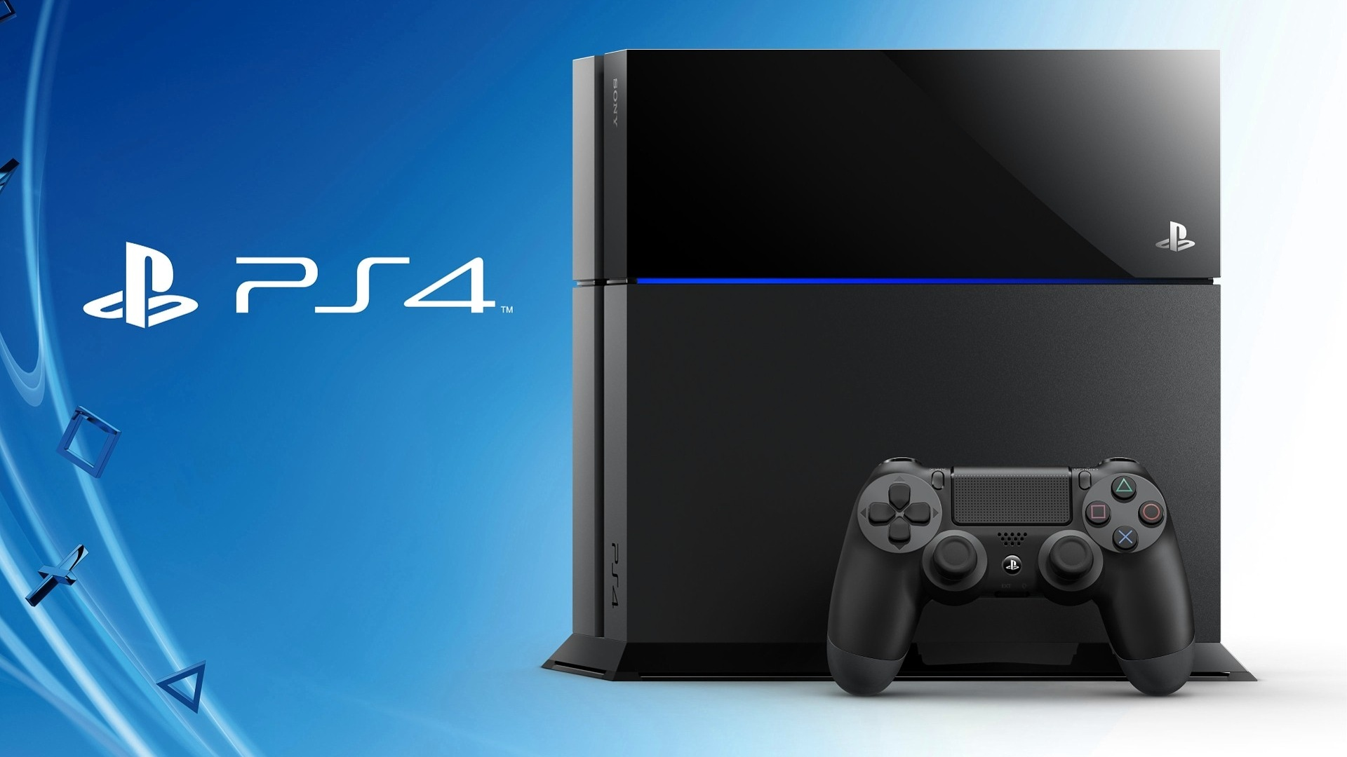 Sony's PlayStation 4 is popular with families.