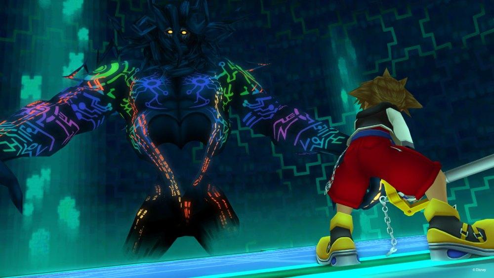 Kingdom Hearts: Something Something Data.