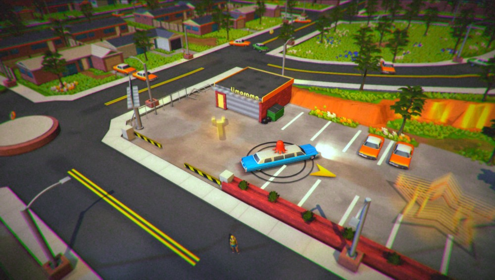 Roundabout brings back live-action cutscenes, whether you wanted them to or not.
