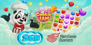 SGN teams up with NetEase to take Cookie Jam mobile game to China