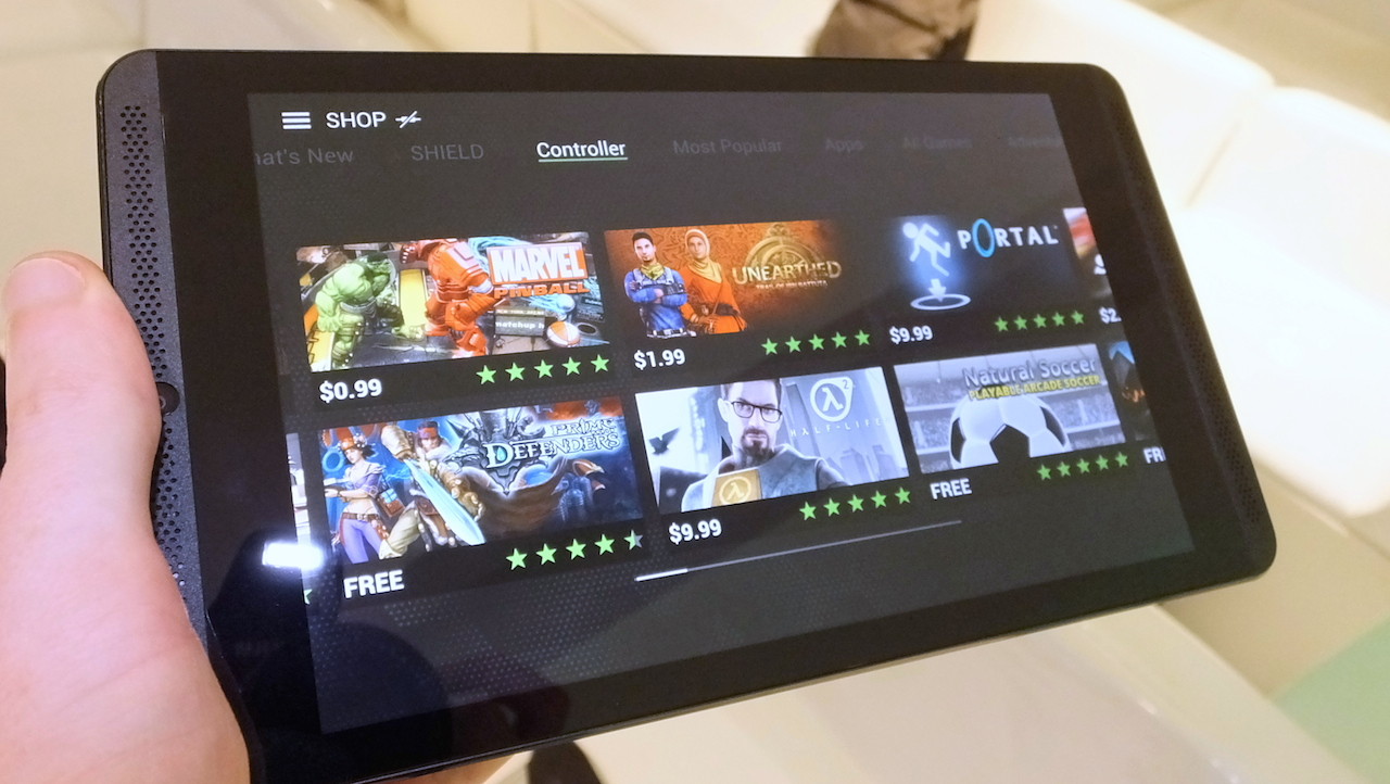 Free Tablet Games