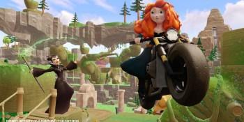 Princesses invade Disney Infinity 2.0
