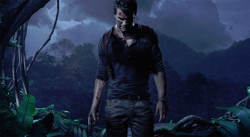 Nathan Drake is sad he won't get to entertain you this year, but he'll be at E3.
