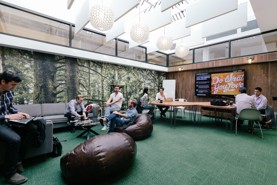 WeWork launches joint venture with SoftBank to bring its shared work spaces to Japan