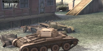 World of Tanks and Epic Games partner on Unreal Engine 4 indie game deal
