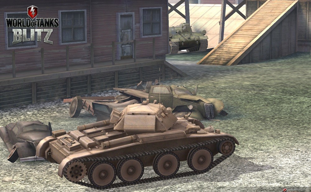 World of Tanks and Epic Games partner on Unreal Engine 4