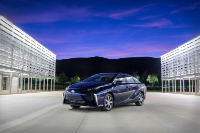 The Hydrogen Ed Toyota Mirai Is Not Eco Friendly Car We Ve Been Looking For