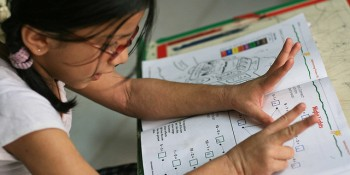 Study: Girls outperform boys in math and science all over the world