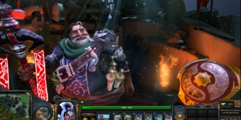 Dota 2 could get Valve founder Gabe Newell as a new shopkeeper model
