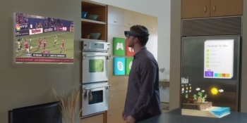 Apple poaches key augmented reality engineer from Microsoft HoloLens team