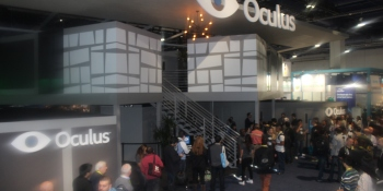 The DeanBeat: Oculus VR returns to CES with a towering presence and lots of competition