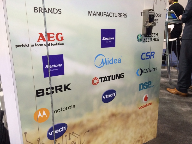 Hubble lists a host of international brands as its partners.