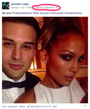 JLo and Mentions