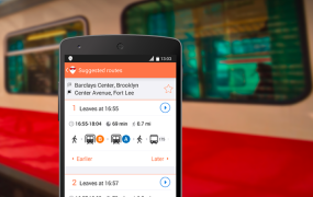 From the Moovit website