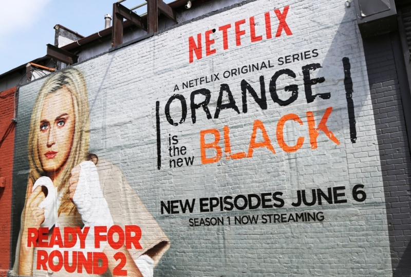 Netflix - Orange New Black