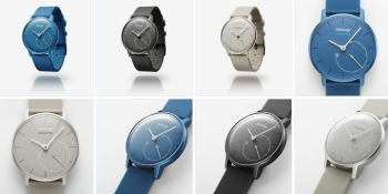 Withings rolls out $150 version of its handsome Activite health watch