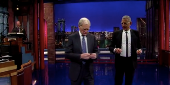 Watch: David Letterman and Jeff Goldblum are excited about, confused by a thing called a 'Fitbit'
