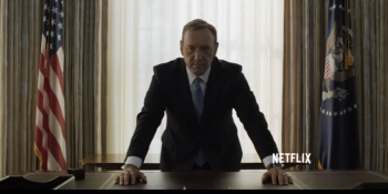 Watch the House of Cards season 3 trailer