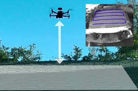 Skydio's technology is meant to allow drone owners to safely fly them much closer to structures than is generally possible with GPS-based navigation systems.