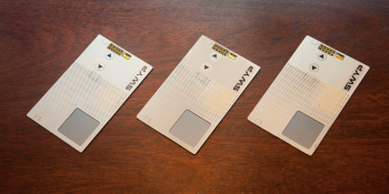 Swyp is a 'smart' wallet that predicts which credit card users want to pay with