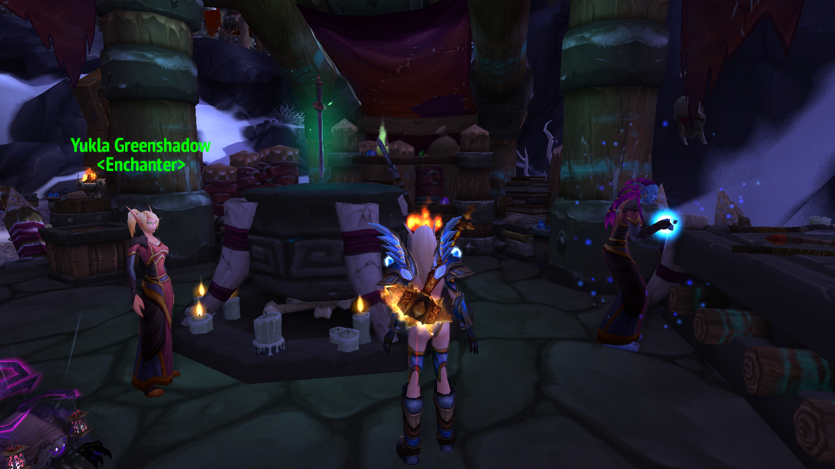 Warlords of Draenor - Garrisons: Enchanter's Study - MMO ...