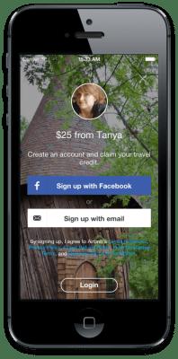 Yozio-Airbnb referral