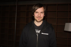 Johannes Vuorinen, co-creator of Frogmind's Badland.