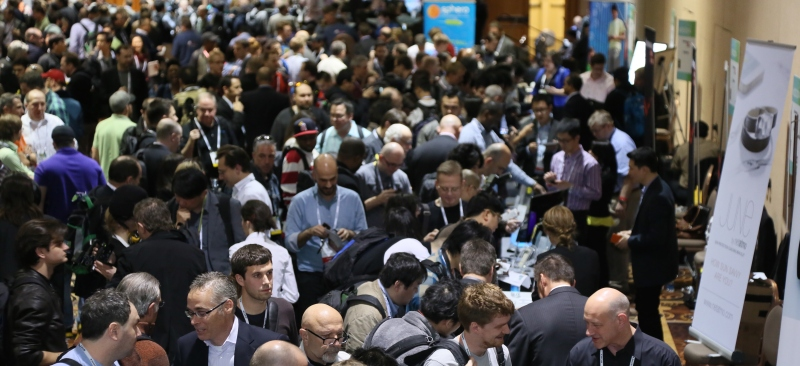 The Consumer Electronics Show, in all its glory