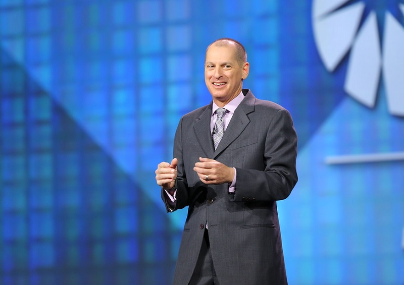 Gary Shapiro, CEO of the Consumer Electronics Association, at CES 2015.