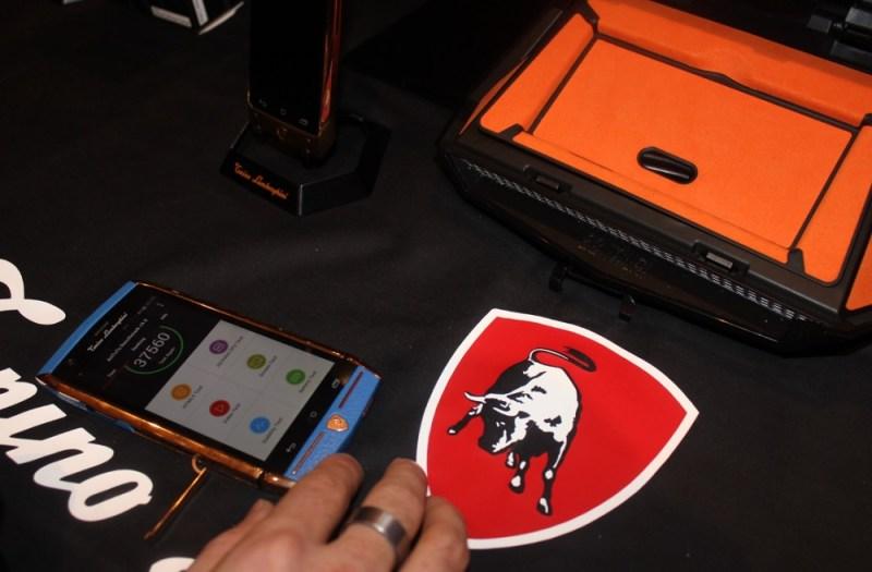 The $6,500 Conino Lamborghini smartphone